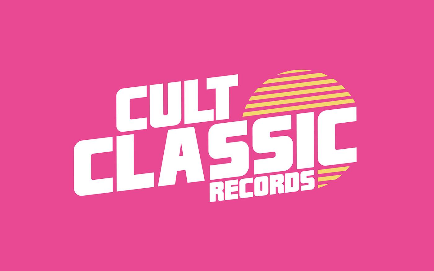 Cult Classic Records Logo