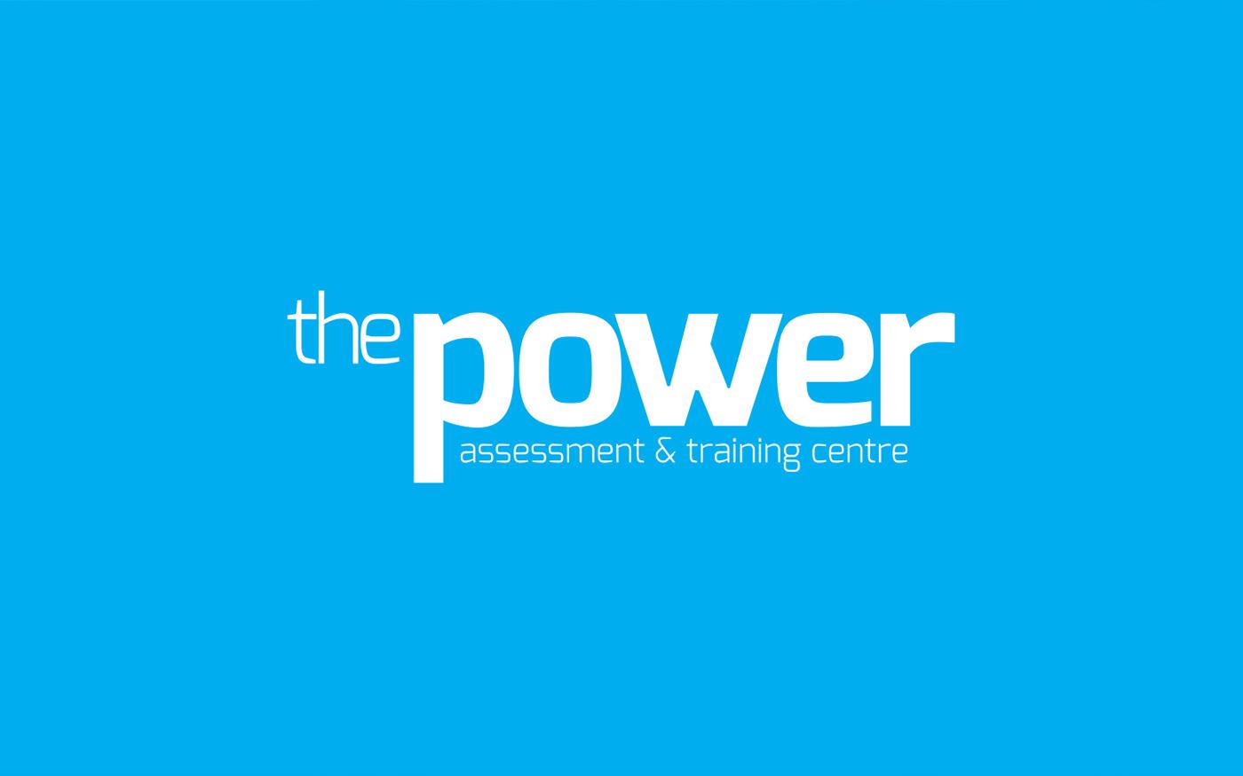 The Power Centre Logo