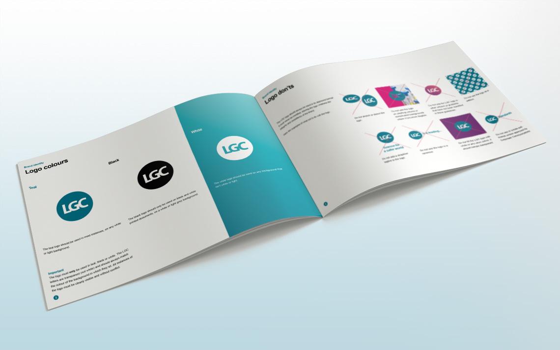 LGC Brand Identity Guidelines